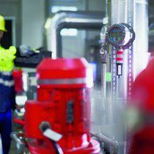 在线/固定式-可燃气气体检测系统