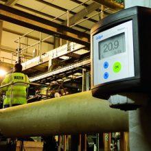 在线/固定式-毒气和氧气气体检测系统