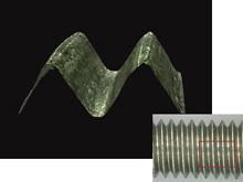 螺栓、螺丝 形状