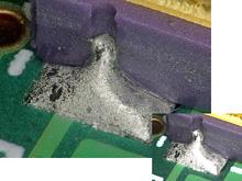 电路板焊锡