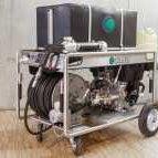 移动式系统高压细水雾系统解决方案